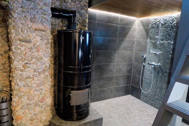 Банная печь с закрытой каменкой: виды, преимущества