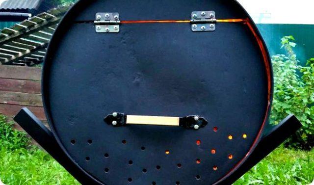 Печь из кирпича для сжигания мусора: пошаговая инструкция