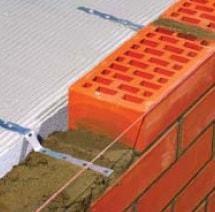 Кладка газобетона с кирпичом: преимущества, монтаж