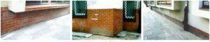 Ремонт цоколя кирпичного дома: капитальный, частичный