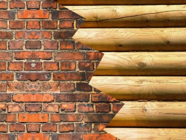 Деревянный или кирпичный дом: сравнение, преимущества