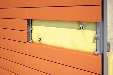 Облицовка каркасного дома кирпичом: технология, кладка