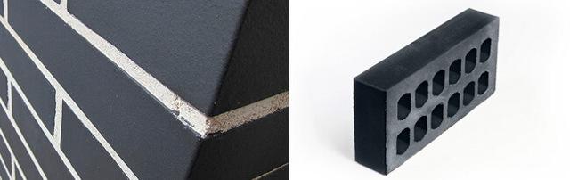 Кладка клинкерного кирпича: виды, этапы работы