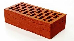 Размер красного кирпича: полнотелый, одинарный, облицовочный