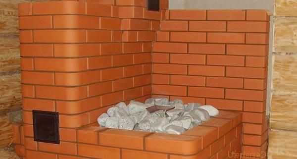 Банная печь Кузнецова: виды, как построить своими руками