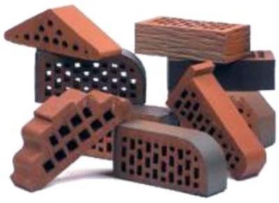 Фасонный кирпич: характеристики, когда используются