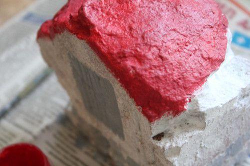 Что можно сделать из старого кирпича своими руками?