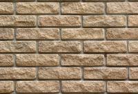 Мозаика кирпичиками: подготовка, особенности кладки