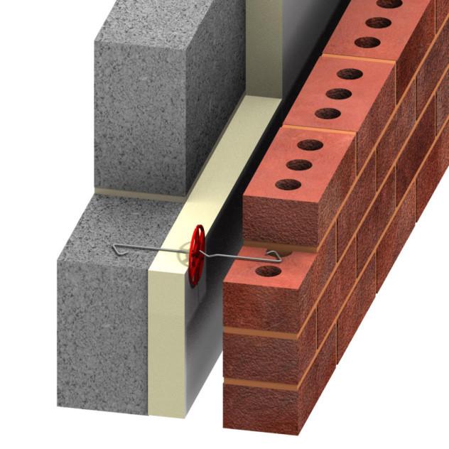 Вентилируемый фасад под кирпич: как сделать монтаж