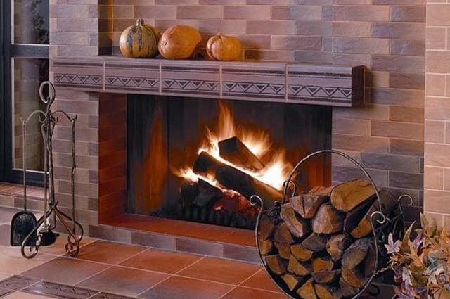 Кирпич для печи: шамотный, керамический, клинкерный