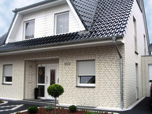 Дом из белого кирпича: виды, преимущества, свойства