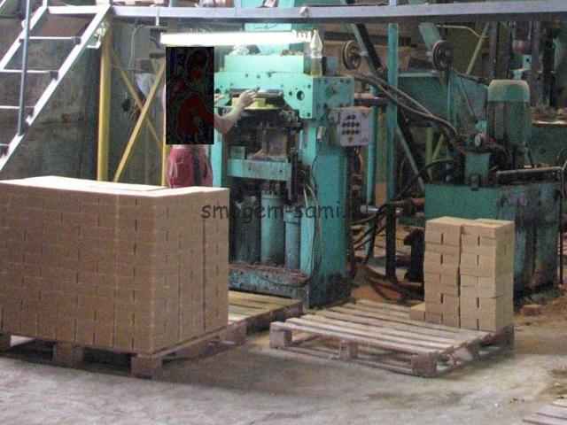 Гиперпрессованный кирпич: производство, минусы, состав