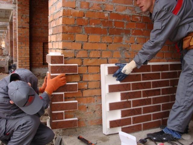 Фасады домов из кирпича: отделка, кладка, преимущества