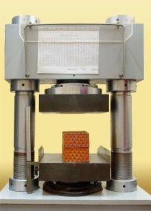 Двойной пустотелый кирпич М 150: характеристики