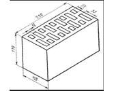 Полнотелый кирпич М150: размеры, характеристики