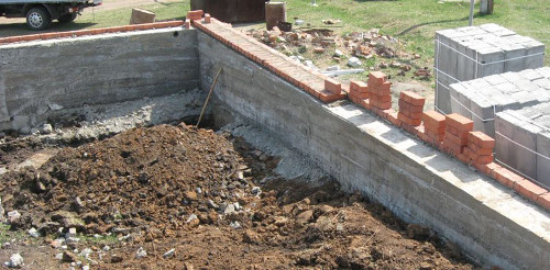 Дом из кирпича и бруса: проекты, этапы стройки