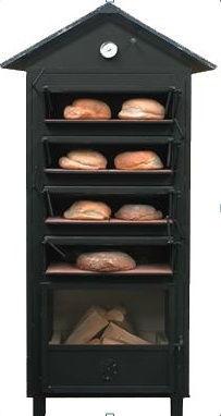 Хлебные печи из кирпича: виды, кладка, порядовка