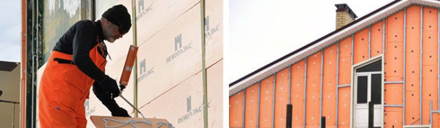 Как крепить пеноплекс к кирпичной стене: подготовка