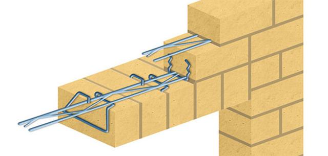 Кладка в полкирпича: подготовка, схема, назначение