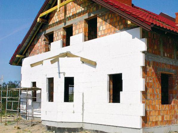 Как утеплить дом в полкирпича минеральной ватой и пенополистиролом?