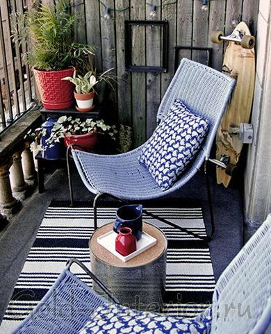 Балкон в кирпичном доме: виды, варианты оформления