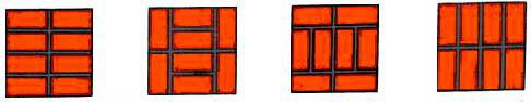Кладка в четверть кирпича: технология, схема, где используется