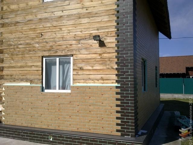 Кладка кирпича на деревянный пол: преимущества
