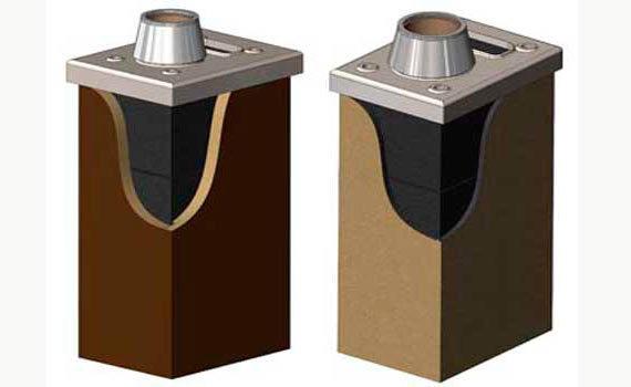 Как утеплить кирпичную трубу дымохода: технология