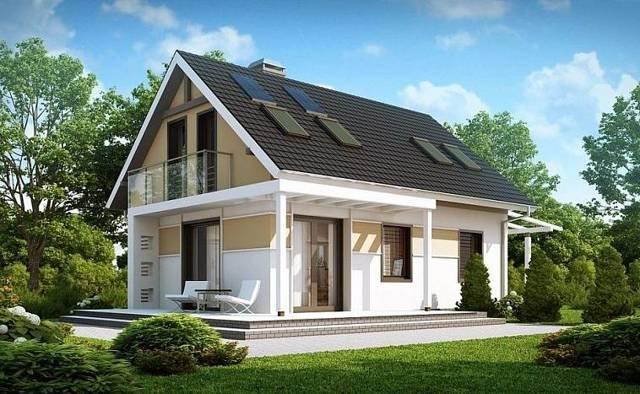Проекты 2-этажных домов из кирпича: преимущества