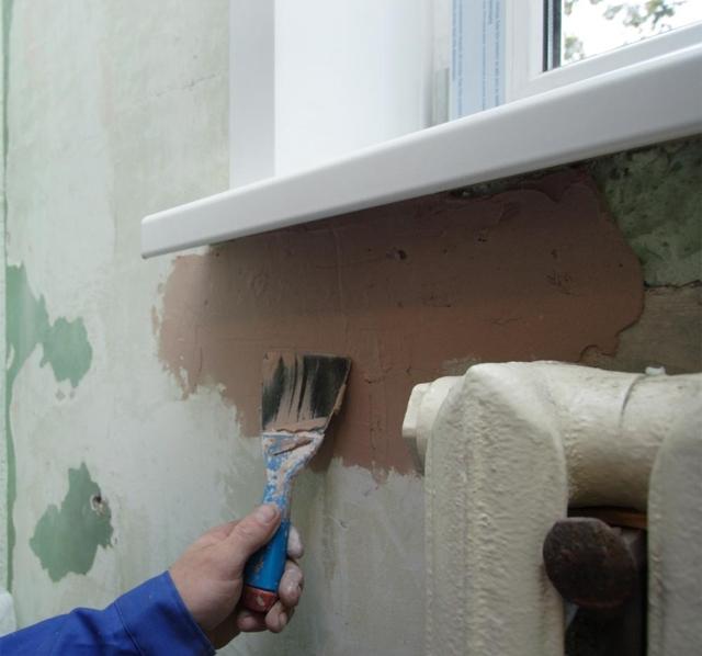 Как заделать дыру в стене из кирпича: способы