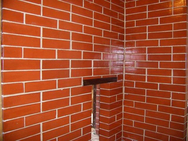 Чем покрасить кирпичную печь в доме и как правильно это сделать?