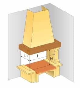 Дымоход из кирпича в бане: кладка, утепление, преимущества