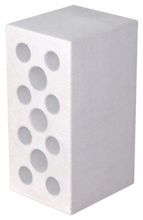 Глиняный кирпич: размеры, преимущества, применение