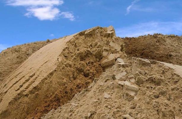 Какой песок лучше для кладки кирпича: особенности
