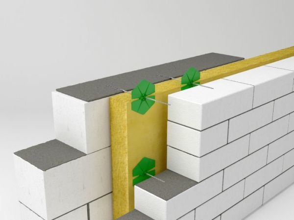 Гибкие связи для кирпичной кладки: монтаж, преимущества