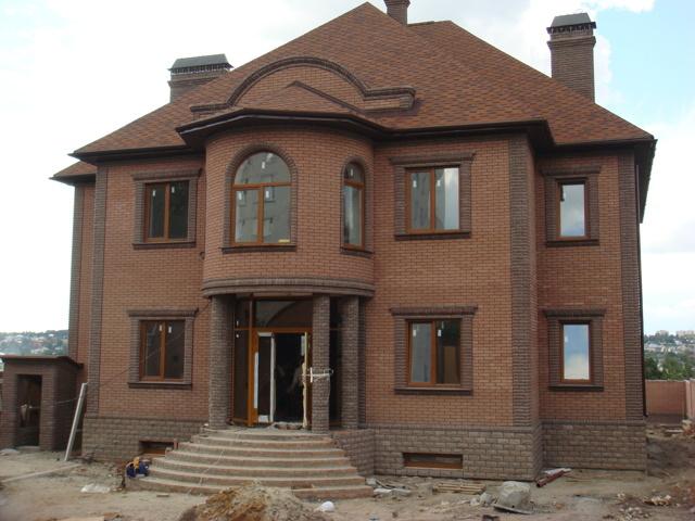 Ремонт домов из кирпича: как сделать, причины разрушения