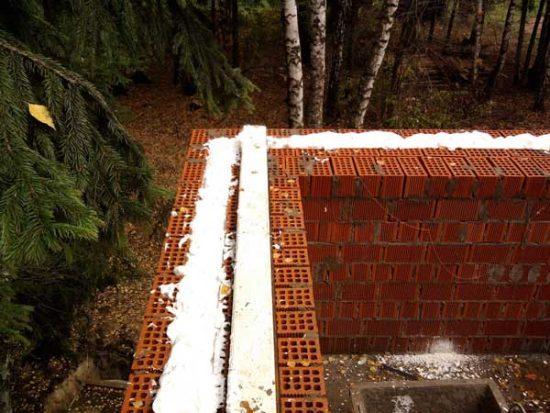Утепление кирпичного фасада: теплоизоляция, термопанели