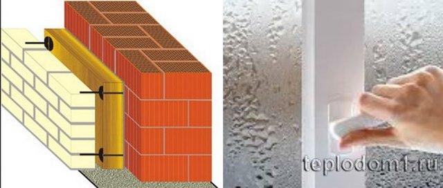 Характеристики кирпича: теплопроводность, водопоглощение, паропроницаемость