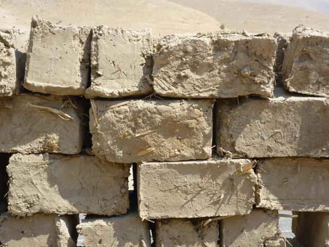 Кирпич из глины и соломы: как сделать, характеристики