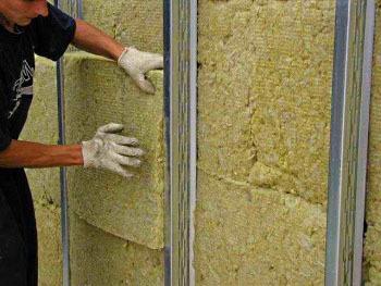 Утепление бани из кирпича: варианты, используемые материалы