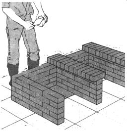 Печи для беседок из кирпича: какую выбрать, строительство