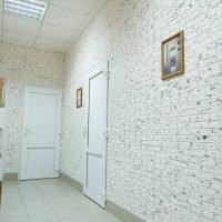 Дом из декоративного кирпича: внутренняя отделка, виды