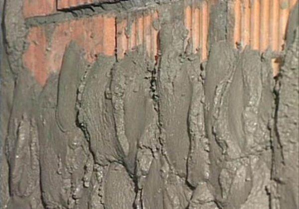 Подготовка кирпичной поверхности под оштукатуривание: правила