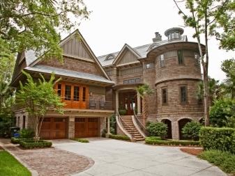 Проекты замков из кирпича: создание, архитектурные стили