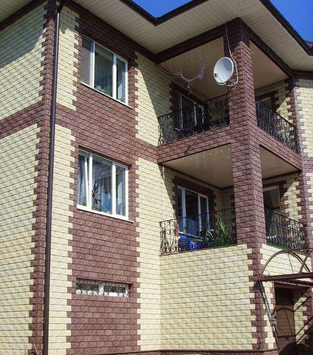 Фасадные панели под кирпич: производители, монтаж